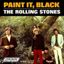 cover The Rolling Stones Paint It, Black