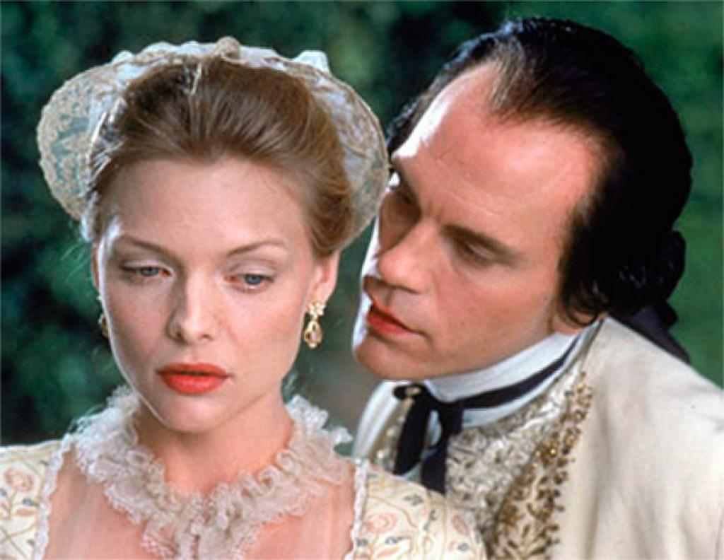 Michelle Pfeiffer Madame de Tourvel Les Liaisons dangereuses