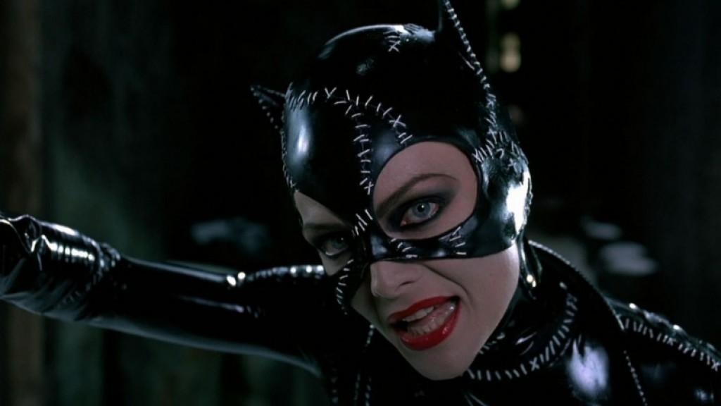 Michelle Pfeiffer Catwoman Batman, le défi