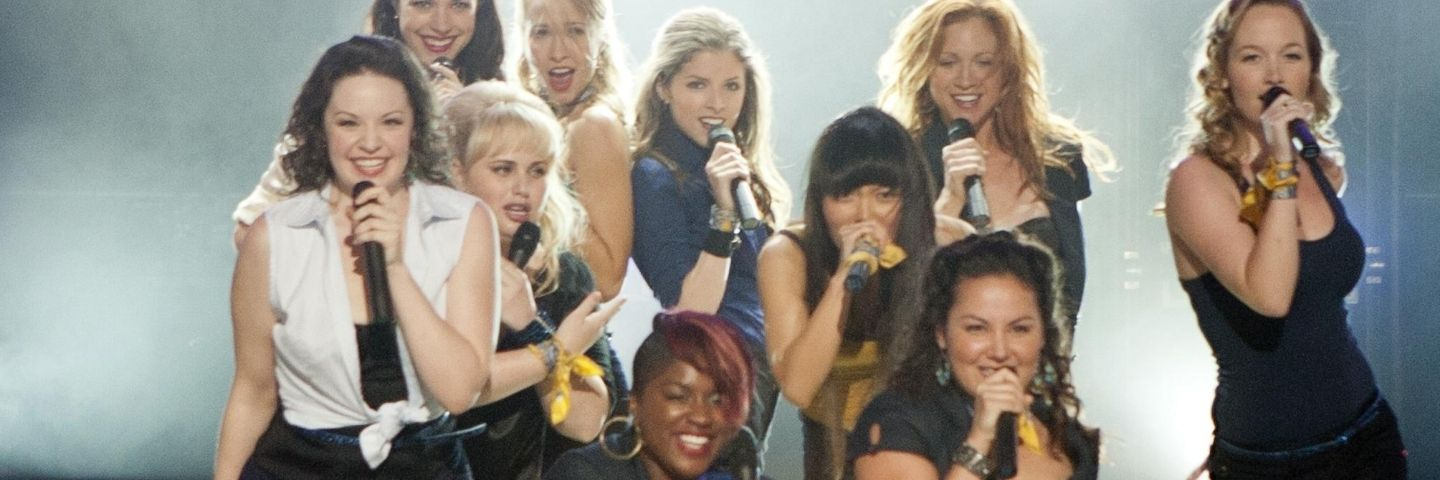 the hit girls pitch perfect