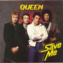 cover Queen Save Me