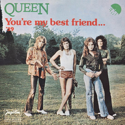 cover Queen You're My Best Friend