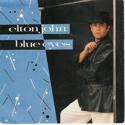 cover Elton John Blue Eyes