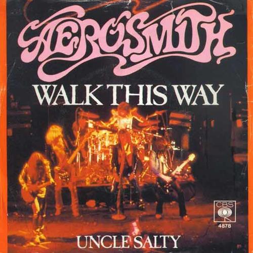 Aerosmith & Run Dmc - Walk this Way