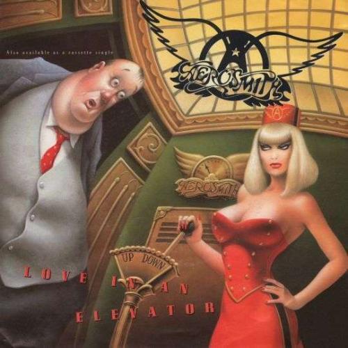 Aerosmith - Love in an Elevator