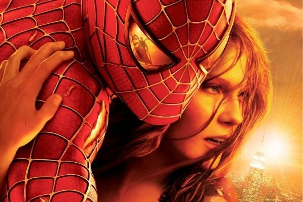 Spider man 2004 Marvel