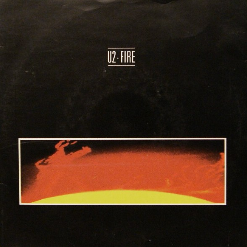 U2 - Fire
