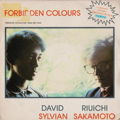 David Sylvian - Forbidden Colours