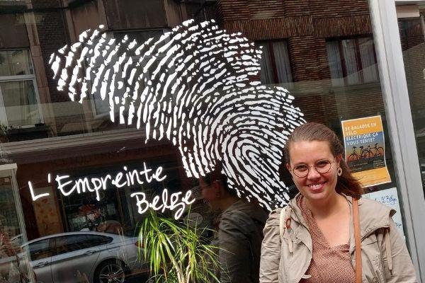 Empreinte belge Namur 2020 Heloise Richard