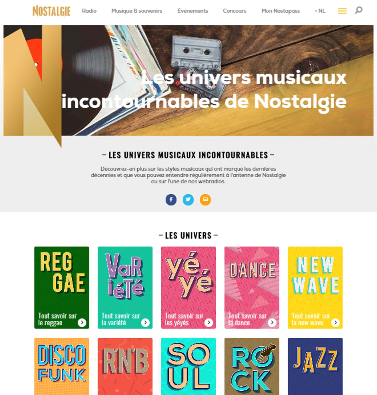 site univers