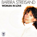 cover Barbra Streisand Woman in Love