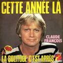 cover Claude Francois  Cette année-là