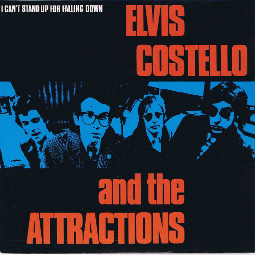 Elvis Costello - I Can't Stand Up for Falling Down
