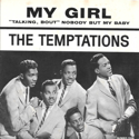 cover The Temptations My Girl