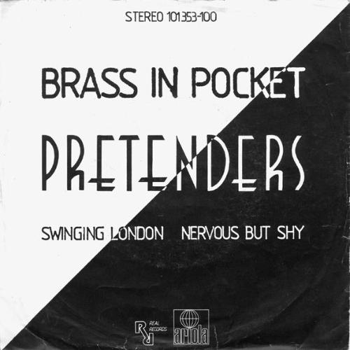 The Pretenders - Brass in Pocket