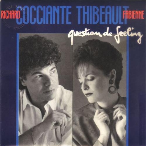 Richard Cocciante & Fabienne Thibeault - Question de feeling