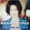 cover Natasha St-Pier Je n'ai que mon âme