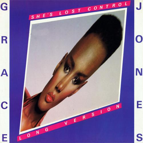 Grace Jones - She's Lost Control