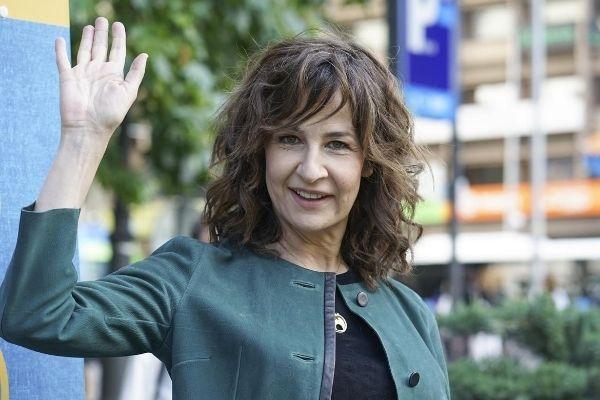Valérie Lemercier à Madrid