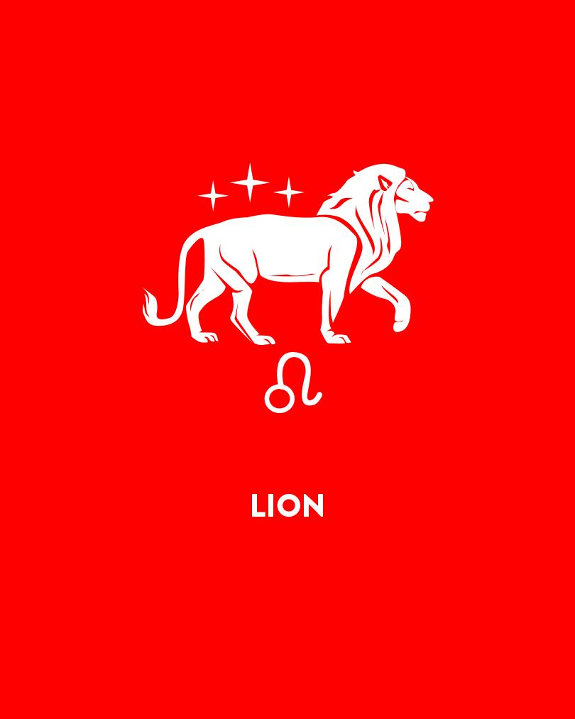lion - horoscope
