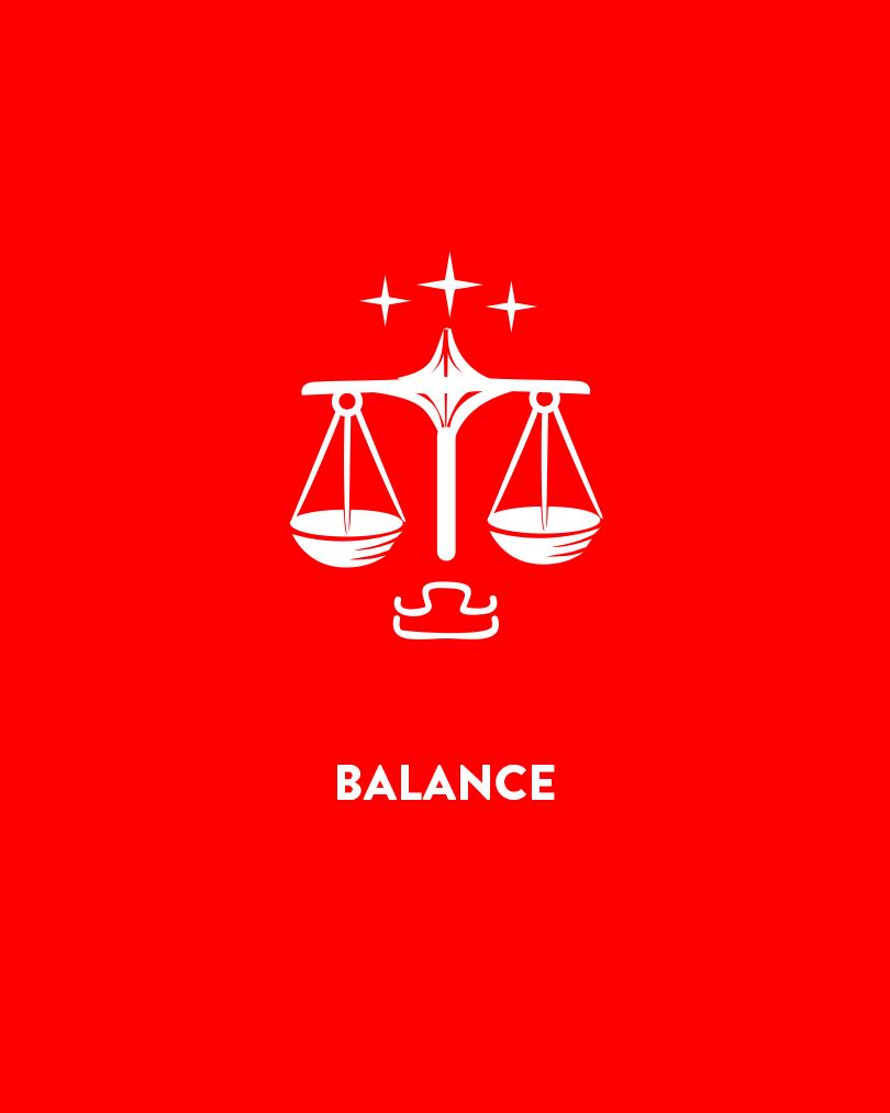 balance - horoscope