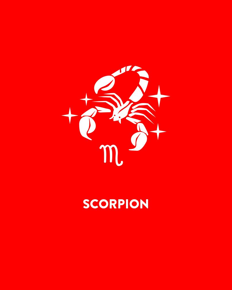 Scorpion - horoscope