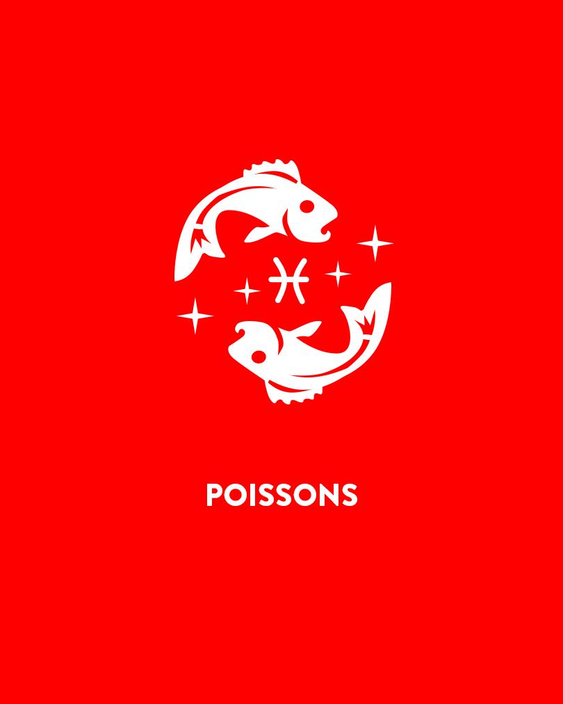 Poissons - horoscope