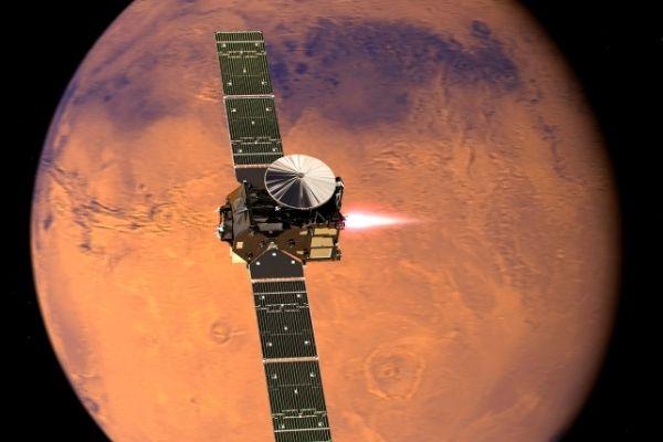 Planète Mars