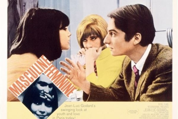 Godard affiche
