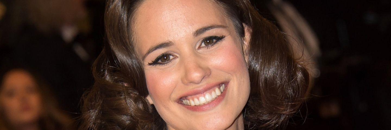 Lucie Lucas sourire