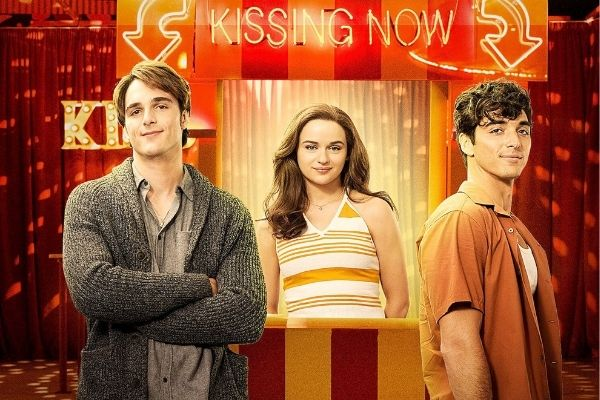 Kissing Booth promo aperçu