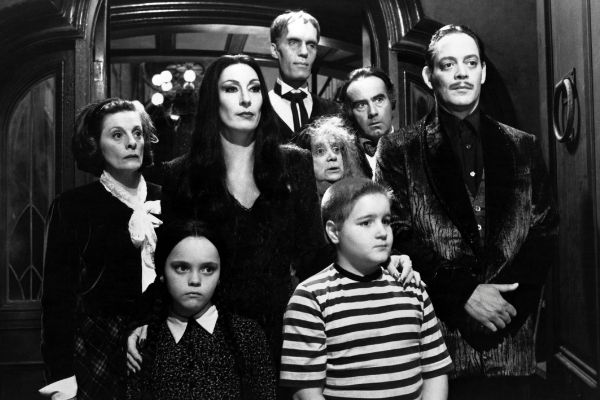Famille Addams 1992