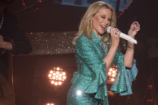 concert Kylie Minogue