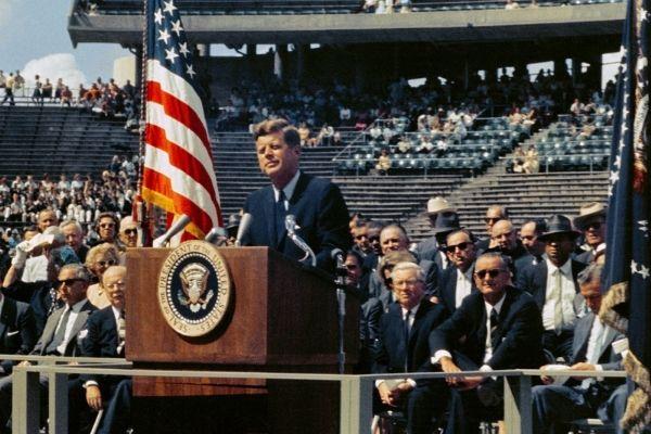 Président Kennedy