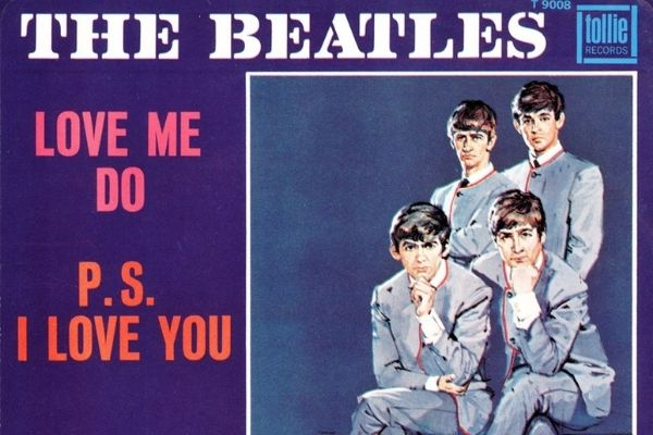The Beatles - Love me do cover