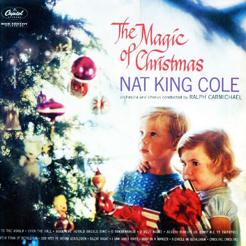 Nat King Cole - Caroling, Caroling