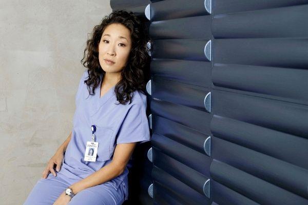 Cristina Yang Sandra Oh