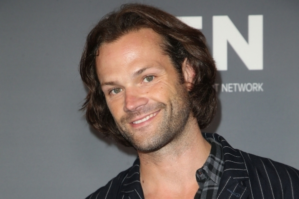 Jared Padalecki à la All Star Party de The CW