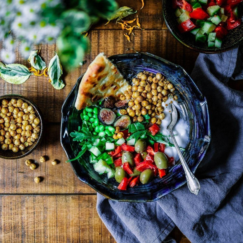 Assiette libanaise - Lifesum