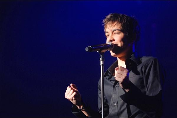 Grégory Lemarchal en concert