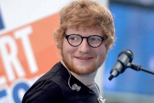 Ed Sheeran duo