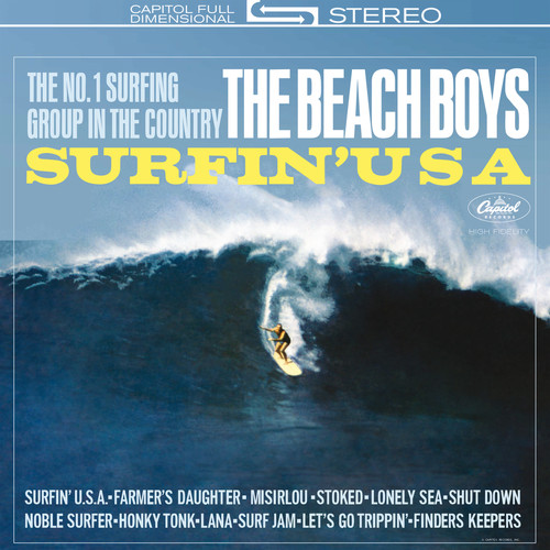 The Beach Boys - Surfin' U.S.A