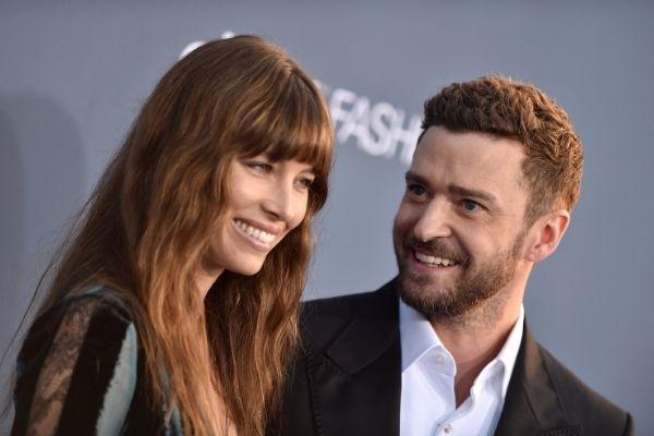 Justin Timberlake Jessica Biel bébé