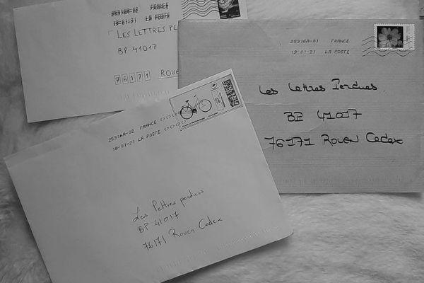 Les lettres perdues