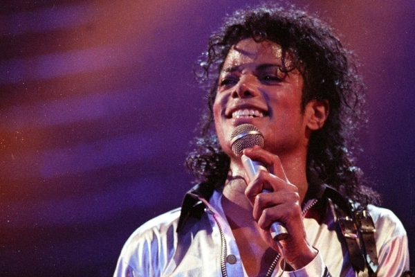 Michael Jackson en concert