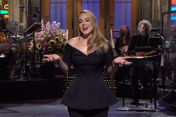 Adele au SNL