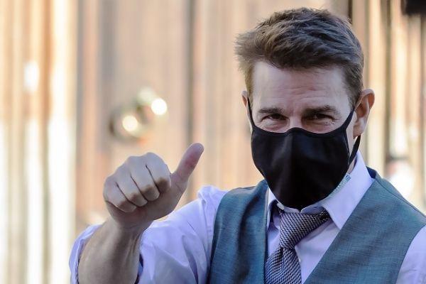 Tom cruise masqué
