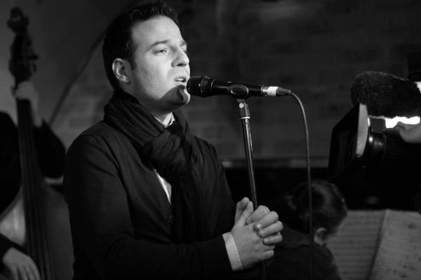 Mario Barravecchia en concert