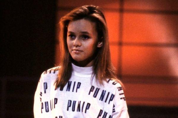Vanessa Paradis Joe le taxi 1987