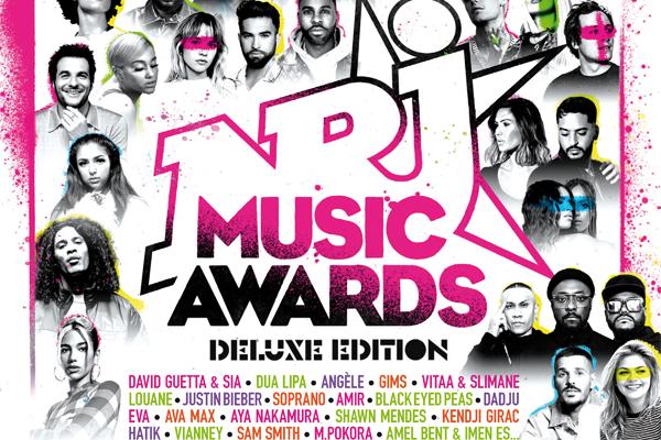 Visuels NRJ Music Awards edition deluxe